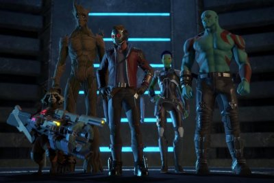 Thanos appears in first trailer for Telltale Games 'Guardians of the Galaxy'
