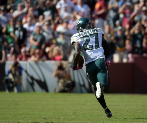 Malcolm Jenkins on Philadelphia Eagles' stifling defense: 'It's attitude, man'