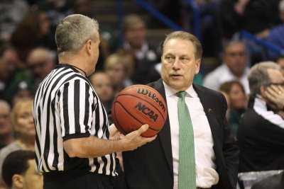 No. 4 Michigan State shrugs off loss, focuses on Rutgers