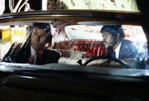 'Pulp Fiction' headed back to theaters