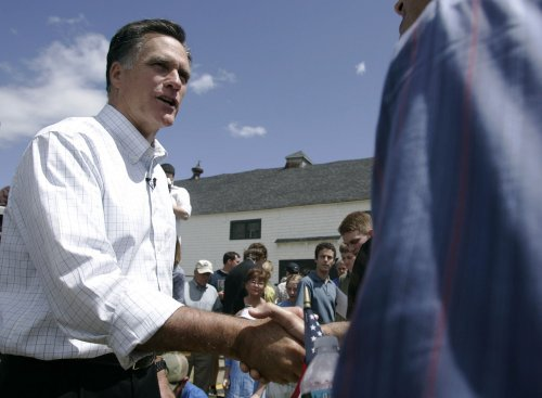 Tea Party groups to protest Romney speech