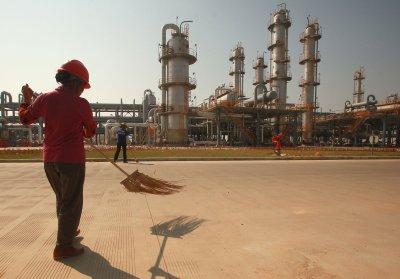 Iran wants to develop mini-LNG plants