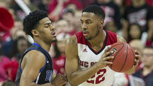 NC State hands Duke its first loss
