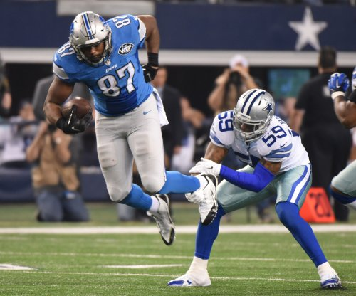 Detroit Lions place Brandon Pettigrew, two others on PUP list
