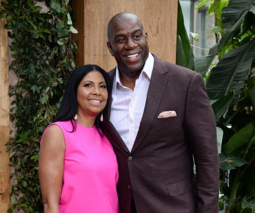 Cookie Johnson talks about Magic's HIV diagnosis in new memoir