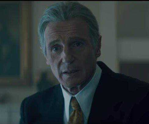 Liam Neeson channels whistleblower Mark Felt in 'The Silent Man' trailer
