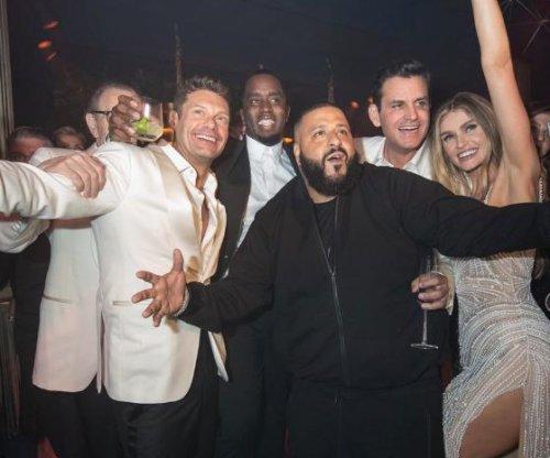 DJ Khaled celebrates birthday with Ryan Seacrest, Diddy