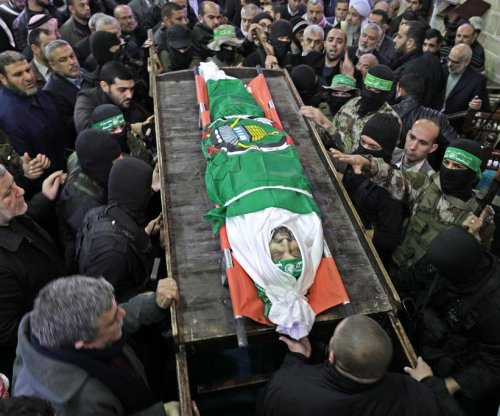 Hamas leader dead after 'accidental' gunshot to head