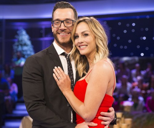 'Bachelor Winter Games': Clare and Benoit get engaged on finale