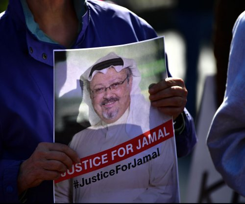 U.S. sanctions 17 in Khashoggi case; Saudi officials charge 11