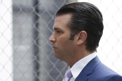 Trump Jr. agrees to testify again in Senate, reports say