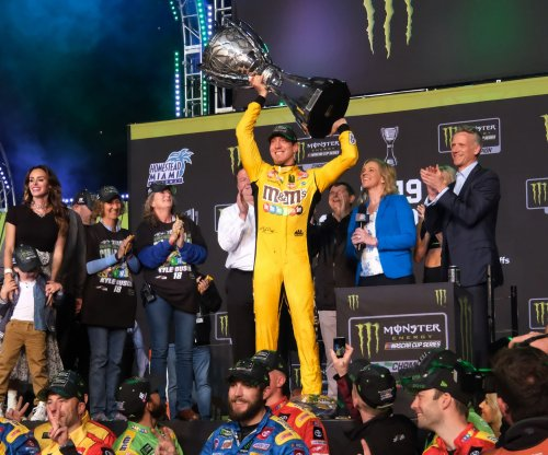 Kyle Busch wins second NASCAR Cup title at Homestead-Miami Speedway