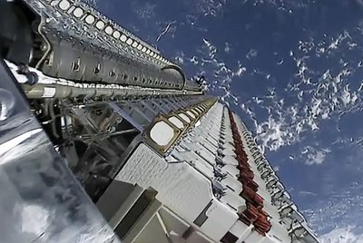 U.S. expects to rocket ahead in space during 2020