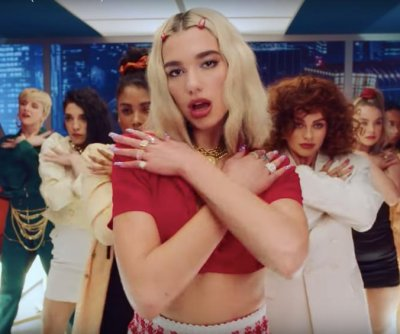 Dua Lipa shares 'Break My Heart' music video