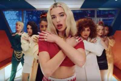 Dua Lipa shares 'Break My Heart' music video