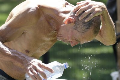 Blistering heat wave to ramp up in southwestern, central U.S.