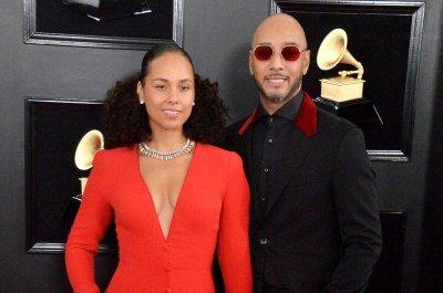 Alicia Keys, Swizz Beatz spend 10th wedding anniversary with family