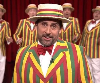 Steve Carell, Jimmy Fallon sing 'Sexual Healing'