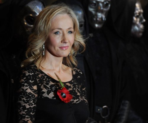 J.K. Rowling reveals statue she marked after completing 'Harry Potter'
