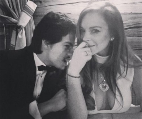 Lindsay Lohan dating 22-year-old Russian heir Egor Tarabasov