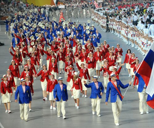 14 Russian athletes positive in doping re-tests from Beijing Olympics