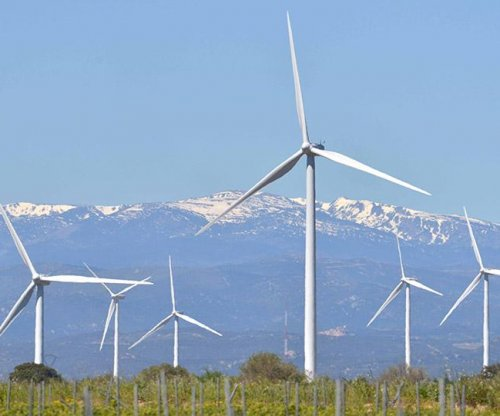 More wind power added to French grid