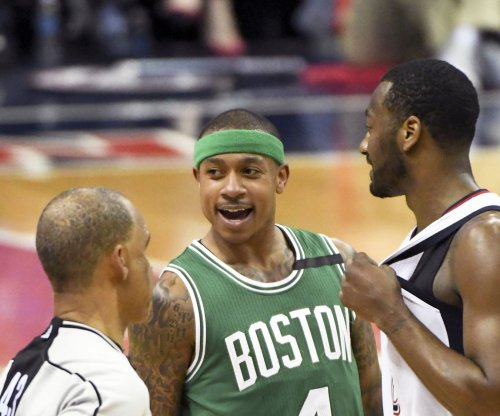 Boston Celtics' Isaiah Thomas fined $25,000 for threatening fan with inappropriate language
