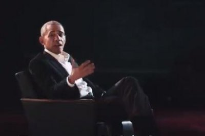 Obama tells Letterman about dancing to Prince: 'I have dad moves'