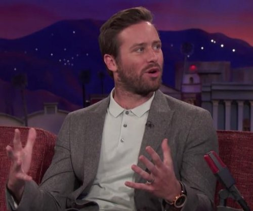 Armie Hammer left in charge of restaurant for Halle Berry delivery