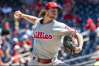 Phillies go for series win with Nola vs. Cubs