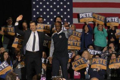 Pete Buttigieg shines in Iowa, but minority support still low