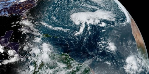 Tropical Storm Epsilon expected to be a hurricane late this week