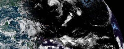 Epsilon to lash Bermuda with strong winds, heavy rain