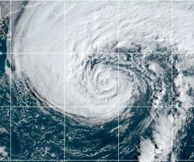 Hurricane Epsilon expected to bring high surf to U.S. coast