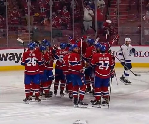 Canadiens stave off elimination, beat Lightning in Game 4 of Stanley Cup Final