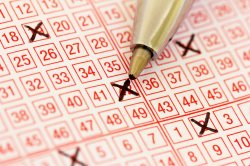 Woman accidentally buys identical lottery tickets, splits jackpot with herself