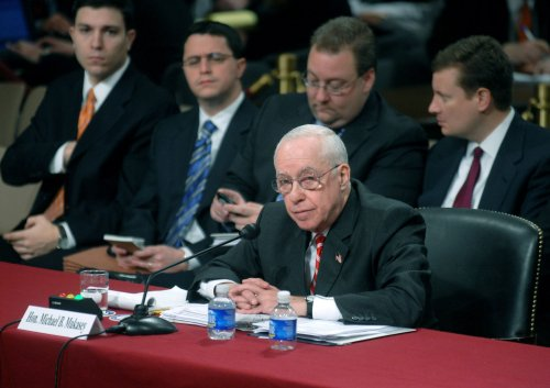 Mukasey targets global crime kingpins using counter-terror measures