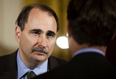 Axelrod puts mustache on the line
