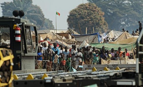 Renewed violence breaks out in CAR capital