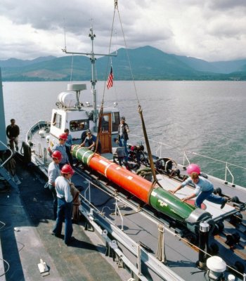 Canada asks for kits to upgrade their MK-48 torpedoes