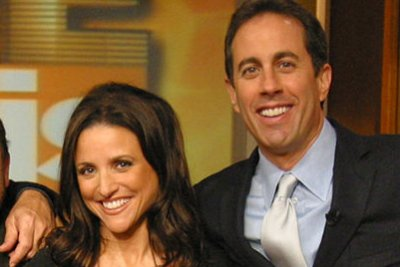 Jerry Seinfeld, Julia Louis-Dreyfus reunite on 'Comedians in Cars Getting Coffee'