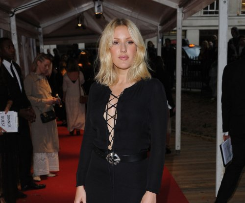 Ellie Goulding hints her involvement in the new 'Spectre' theme song