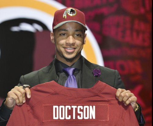Washington Redskins sign WR Josh Doctson, five other draft picks