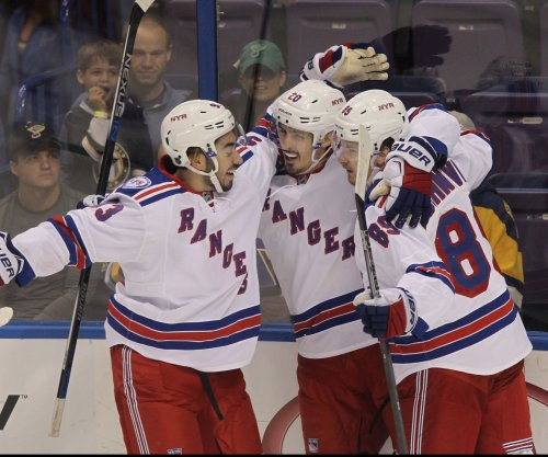 New York Rangers' Chris Kreider fined for hitting Dallas Stars' Cody Eakin with helmet