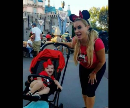 Coco Austin brings daughter Chanel to Disneyland for first time