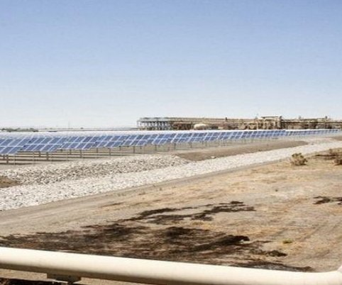Wynn resorts in Las Vegas makes solar power commitment