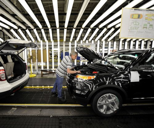 Ford recalls 1.3M Fusions, Lincoln MKZs for steering wheel defect