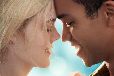'All the Bright Places': Elle Fanning, Justice Smith get close in poster for Netflix film