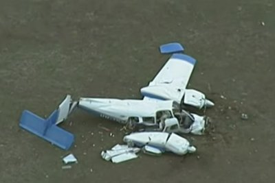 4 killed in Australia's first mid-air collision in more than a decade