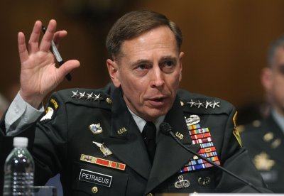 Petraeus takes over Central Command
